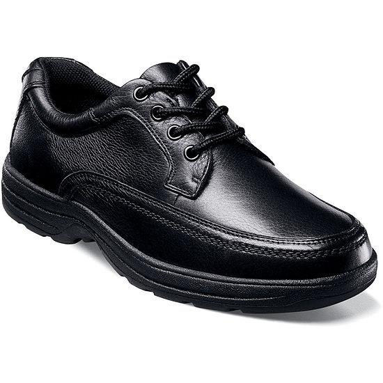 Nunn Bush® Colton Mens Moc Toe Casual Oxford Shoes