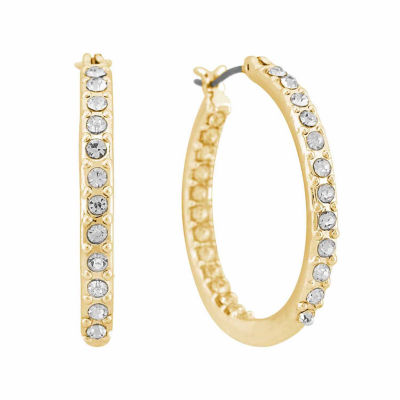 Gloria Vanderbilt Hoop Earrings