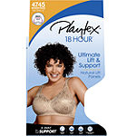 Playtex 18 Hour Ultimate Lift & Support Wireless Comfort Full Coverage Bra-4745