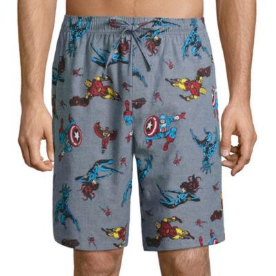 Marvel Woven Pajama Shorts
