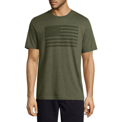 City Streets Short Sleeve Americana Graphic T-Shirt