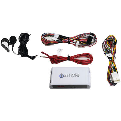iSimple ISGM751 CarConnect 3000 Smartphone Interface (For Select 2006–2014 GM LAN)