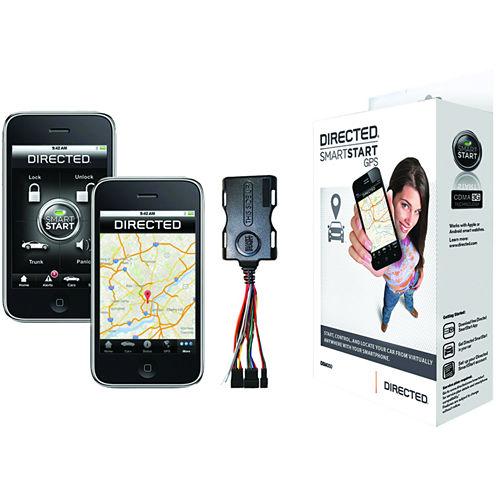 Directed SmartStart DSM350 Directed SmartStart Module with GPS Tracking