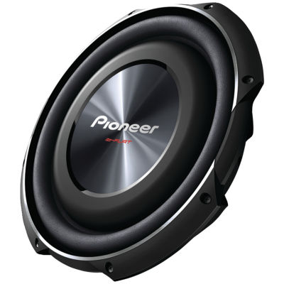 Pioneer TS-SW3002S4 12IN 1;500-Watt Shallow-MountSubwoofer with Single 4 Voice Coil