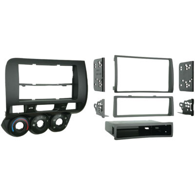 Metra 99-7872 2007–2008 Honda Fit Single- or Double-DIN Installation Kit