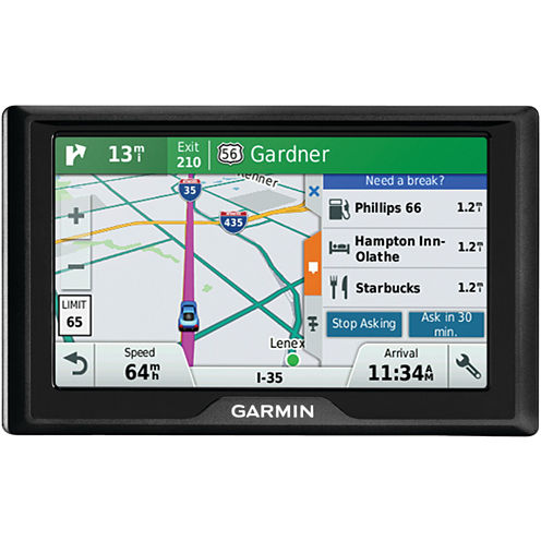 Garmin 010-01532-0C Drive 50 5IN GPS Navigator (50LM; with Free Lifetime Map Updates for the US)
