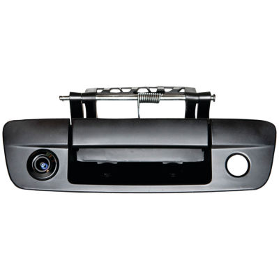 CrimeStopper Security Products SV-6834.CHR 170° CMOS Tailgate-Handle Color Camera for Dodge Ram