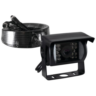 Pyle PLCMTR5 Commercial-Grade Weatherproof BackupSafety Driving Camera with Night Vision