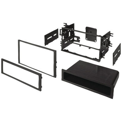 Best Kits and Harnesses BKHONK830 In-Dash Installation Kit (Honda/Acura 1986 & Up Double-DIN/Single-DIN with Pocket)