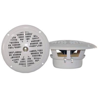 Pyle PLMR41W Hydra Series Dual-Cone Waterproof Stereo Speakers (4IN)