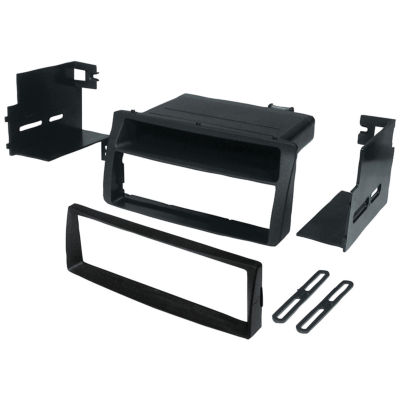 Best Kits and Harnesses BKTOYK960 In-Dash Installation Kit (Toyota Corolla 2003 & Up with Pocket Single-DIN)