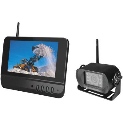 BOYO Vision VTC700R 7IN 2.4GHz Digital Wireless Rearview System