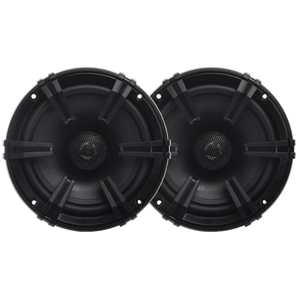MB Quart DK1-116 Discus Series Coaxial Speakers