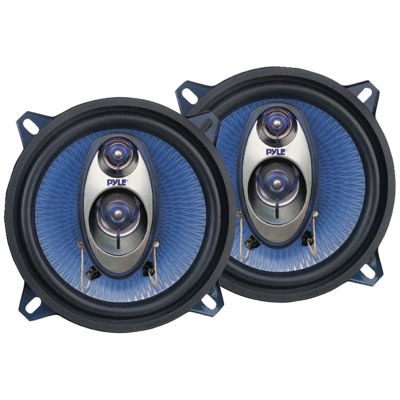 Pyle PL53BL Blue Label Speakers (5.25IN; 3 Way)