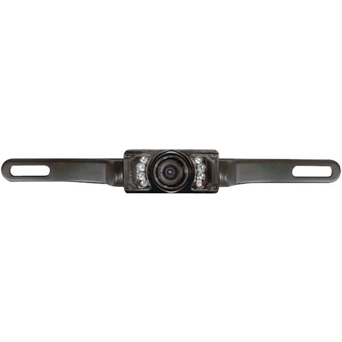 Pyle PLCM10 License Plate-Mounted Backup Camera