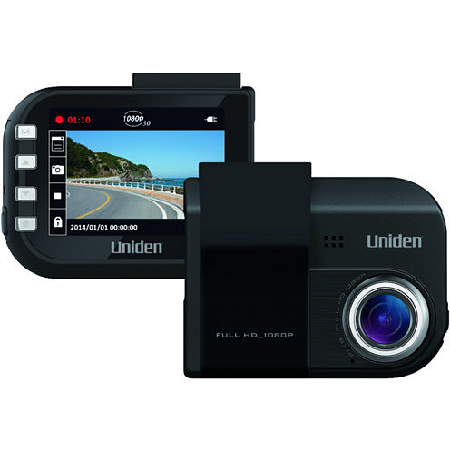 Uniden DC4 DC4 Full HD Dash Cam with Lane Departure Warning