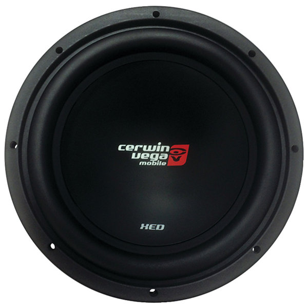 Cerwin-Vega Mobile XED12 XED Series SVC 4? Subwoofer