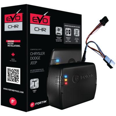Fortin EVO-CHR.T6 Preloaded Module & T-Harness Combo