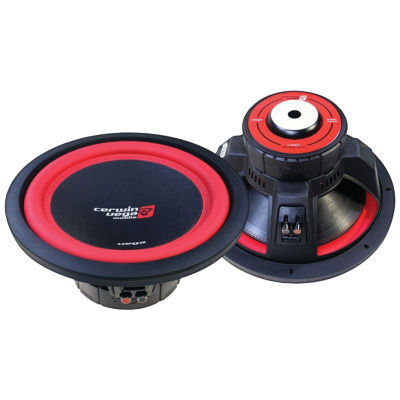 Cerwin-Vega Mobile V122DV2 VEGA Series 12IN 1;300-Watt DVC Subwoofer (2?)