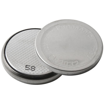 Directed Installation Essentials 599T 3-Volt Lithium 2032 Batteries; 10 pk
