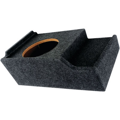 ATREND A151-12CP BBox Series Subwoofer Box for GMVehicles (12IN Single Downfire)
