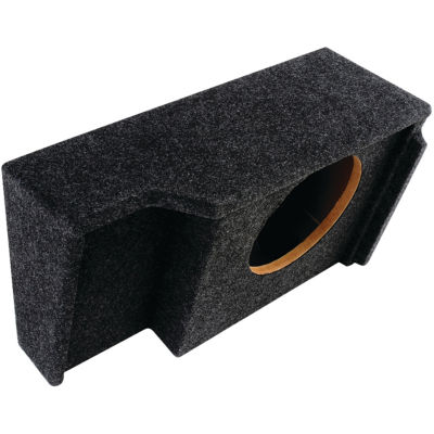 ATREND A151-10CP BBox Series Subwoofer Box for GMVehicles (10IN Single Downfire; GM Ext Cab)
