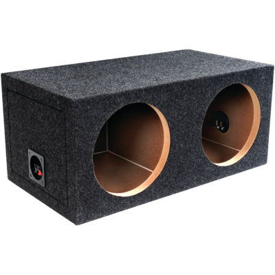 ATREND E10D BBox Series Dual Sealed Bass Box (10IN)