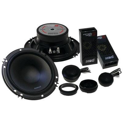 Cerwin-Vega Mobile XED525C XED Series 5.25IN 300-Watt 2-Way Component Speaker System