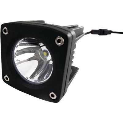 Race Sport Inc. RS-HD10W-PUZZLE 10-Watt 900-LumenHeavy-Duty Puzzle Cree LED Spotlight