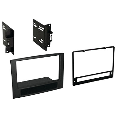 Best Kits and Harnesses BKCDK651 Dodge Ram 2006–2008 Double-DIN Kit for Non-Navigation Factory Radios