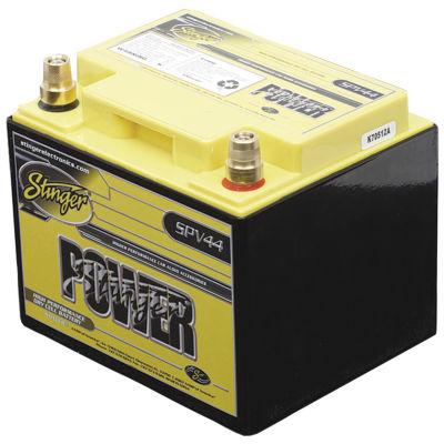 Stinger Electronics SPV44 Power Series Lead-Acid Battery (660 Amps)