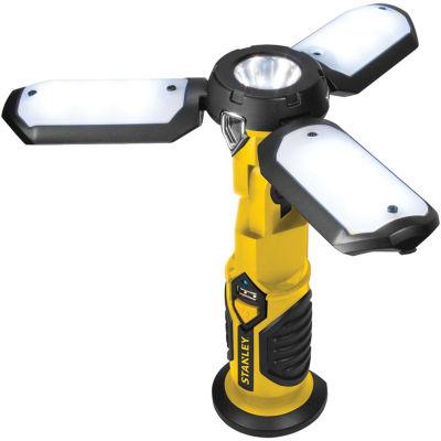 Stanley Tools SAT3S Satellite 300-Lumen Rechargeable LED Work Light