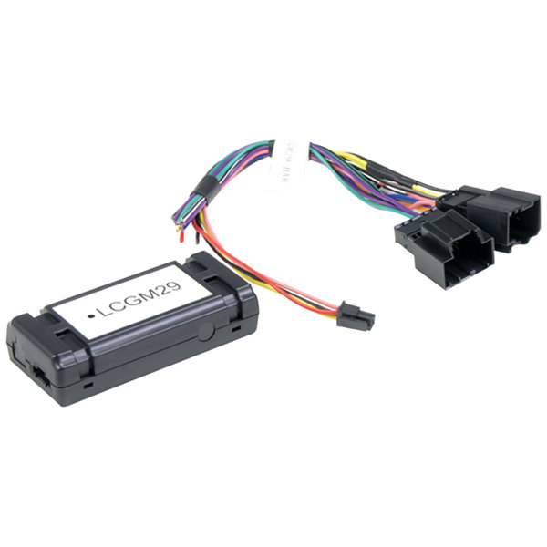 PAC Audio LCGM29 Radio Replacement Interface for Select Nonamplified GM Vehicles (29-Bit; 14 & 16 Pin)