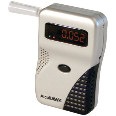 AlcoHAWK Q3I-3000 Precision Digital Breath AlcoholTester