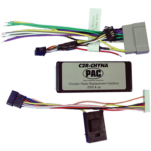 PAC Audio C2R-CHYNA Radio Replacement Interface (For Chrysler Vehicles with No Factory Amp)