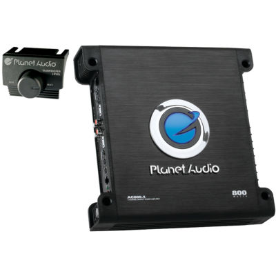 Planet Audio AC800.4 ANARCHY Full-Range MOSFET Class AB Amp (4 Channels; 800 Watts Max)