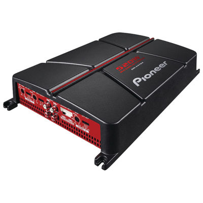 Pioneer GM-A5702 GM Series Class AB Amp (2 Channels; 1;000 Watts max)