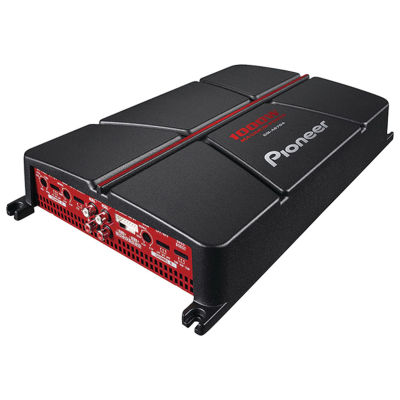 Pioneer GM-A6704 GM Series Class AB Amp (4 Channels; 1;000 Watts max)