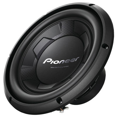Pioneer TS-W106M Promo Series 10IN Subwoofer