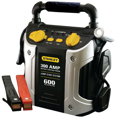 Stanley Tools J309 Jump Starter (300 Amps)
