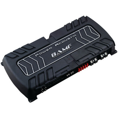 Power Acoustik BAMF1-8000D BAMF Series Monoblock Class D Amp (8;000 Watts max)