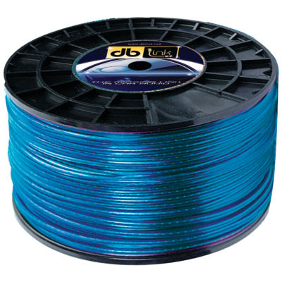 DB Link SW12G250Z Blue Speaker Wire (12 Gauge; 250ft)