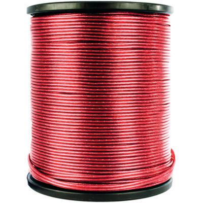 DB Link STPW8R250Z Elite Superflex Soft-Touch Power Wire (8 Gauge; Red; 250ft)