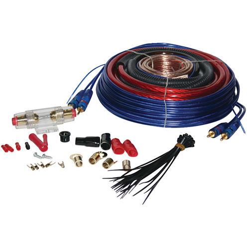 Pyle PLAM40 4-Gauge 1;600 Watt Amp Installation Kit