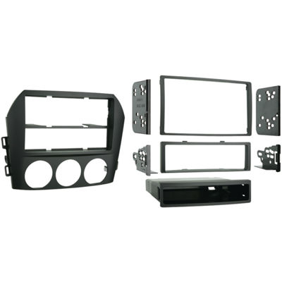 Metra 99-7506 2006–2008 Mazda MX-5 Miata Single-or Double-DIN Installation Kit
