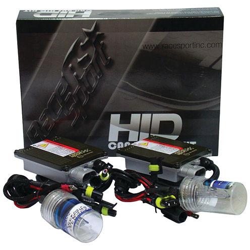 Race Sport Inc. H4-3-6K-G1-CANBUS  GEN1 HID CANbusMID-SLIM Ballast Kit (H4-3 Bi-Xenon)