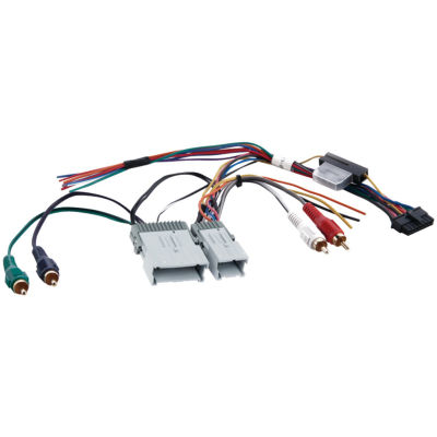 PAC Audio RP4-GM11 All-in-One Radio Replacement &Steering Wheel Control Interface (for Select GM Vehicles)