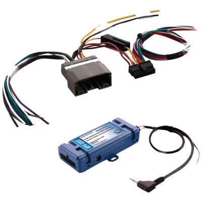 PAC Audio RP4-CH11 All-in-One Radio Replacement &Steering Wheel Control Interface (For select Chrysler vehicles with CANbus)