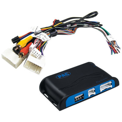 PAC Audio RP4.2-HY11 All-in-One Radio Replacement& Steering Wheel Control Interface (For Select Hyundai Vehicles)