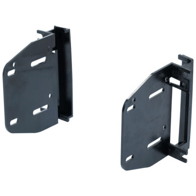 Best Kits and Harnesses BKCDK642 In-Dash Installation Kit (Chrysler/Dodge/Jeep 2007–2013 Double-DIN Brackets)